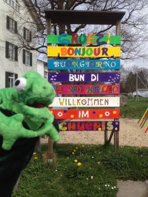 Schulhaus Dürnten 05.04.2016 Schweiz