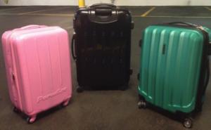 Wem gehört welcher Koffer?