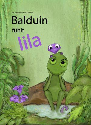 Balduin fühlt lila