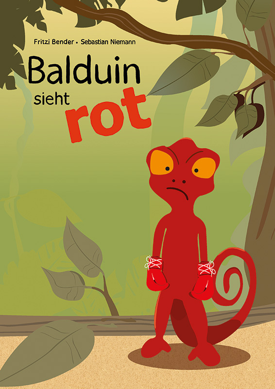 Balduin sieht rot