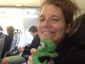 Im Flugzeug 2