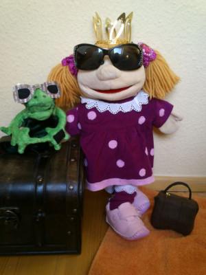 Prinzessin Blubberbauch und Balduin auf Reisen